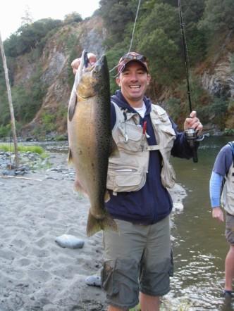 swing fishing on trinity river